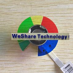71.63$  Watch now - http://ali5l7.worldwells.pw/go.php?t=32717493621 - Projector Colour Color Wheel Model For Acer X1261 Replacement Color Wheel New