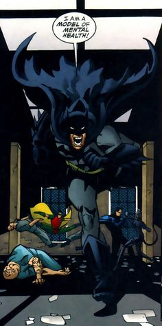 gothiccharmschool:  This … this may be the funniest Batman panel I've ever seen.