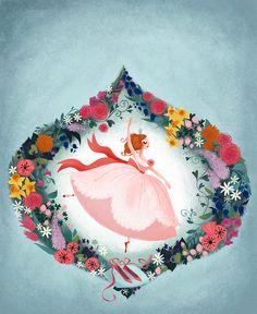 12 dancing princesses cover    www.amazon.com/Twelve-Dancing-Princesses-Brigette-Barrage...