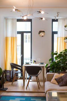Прекрасная киевская студия дизайнера – Красивые квартиры