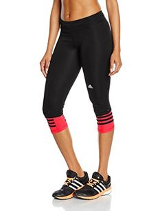 Adidas Women's Response Three-Quarter Capri