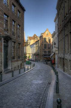 Brussels, Belgium -- CHECK!