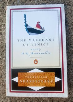 William Shakespeare, The Merchant of Venice Books, Motherfucker!: So THAT'S why they don't teach it in schools anymore