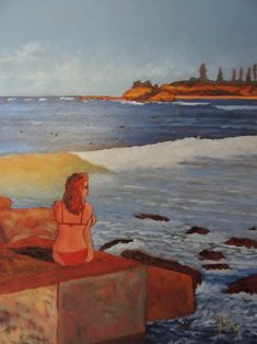 My Country by Max Butler Lonely Girl, Buy Art Online, Great Team, Oil Painting On Canvas, Beautiful Artwork, East Coast, Wall Art, Landscape, Country