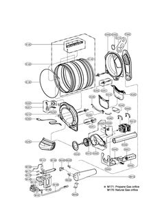 1000 Ideas About Lg Dryer Parts On Pinterest