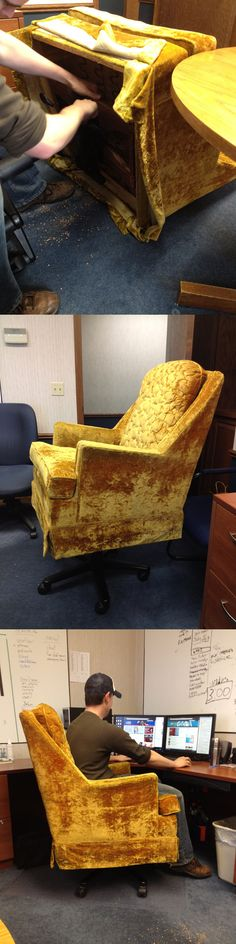 1000 Images About Computer Chair Recliner On Pinterest