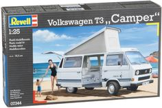 Revell 1:25 Scale Volkswagen T3 Camper. £17.56
