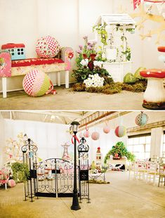magic faraway tree party by @Little Big Company