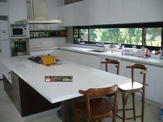 mesadas -cocina -marmoles-granitos-silestone-bachas-quartz-
