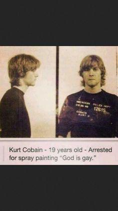 Kurt Cobain, la leggenda