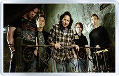 Pearl Jam - Plastic Fridge Magnet A