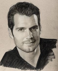 Here's my new drawing of whom ive been meaning to draw for ages! Its a portrait of Henry being henry (Not in his… Amazing Drawings, Beautiful Drawings, Celebrity Drawings, Celebrity Photos, Asian Celebrities, Pencil Art Drawings, Sketches, Fan Art, Actors