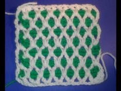 Tutorial ::  Chain Linked Diamonds, by Bethintx1  #crochet
