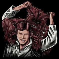 Han & Chewie - NeatoShop