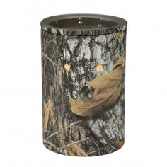 MOSSY OAK BREAK UP Premium Warmer ~ ORDER ONLINE ~ SHIPS DIRECT https://spollreisz.scentsy.us