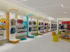 Showroom Interiors By Li Hsing Lu At Coroflot Com Showroom Ideascommercial