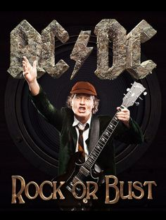 AC/DC ~ Rock Or Bust Classic used rare and hard to find used Vinyl can be found at Laguna LP Store http://lagunalps.com