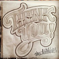 Thank You! : the Artchives
