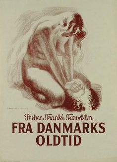 "Aage Sikker Hansen, Poster ""From Denmark's Early History""."