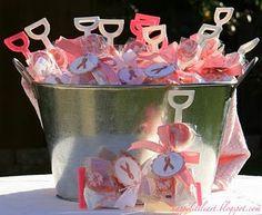 Cute idea for breast cancer awareness