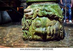 Image result for medusa cisterna basilica
