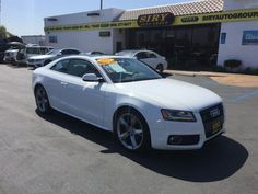 Coupe, 2011 Audi A5 2.0T Prestige quattro Coupe with 2 Door in San Diego, CA (92111)