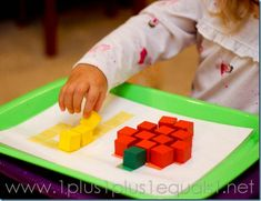 P is for Pumpkin Cube Activity ~ free printable