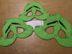 Grinch-Mean-One-inspired-felt-mask-dress-up-Halloween-Costume-Pretend-Play