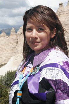 Kristen, Cochiti Pueblo