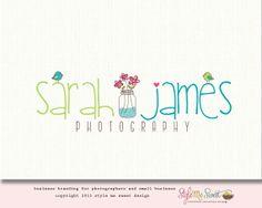 Sarah James Photography Logo