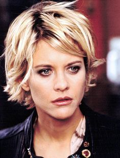 25 Most Iconic Hairstyles of All Time Pictures - Meg Ryan - UsMagazine.com