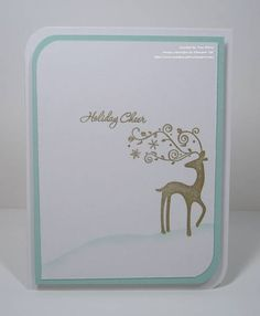 My Deer Has Ears by ravengirl - Cards and Paper Crafts at Splitcoaststampers