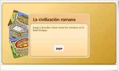 Roman History, Acting, Photo And Video, Games, School, Blog, Ancient Rome, Science Area, Interactive Activities
