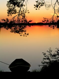 summer sunset__Sonkajärvi, Finland