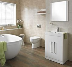 Back to Wall. This is great and cheap, too. Saneux back-to wall toilet - contemporary - toilets - london - Plumbonline