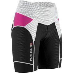 Louis Garneau CB Carbon Women's Shorts - http://ridingjerseys.com/louis-garneau-cb-carbon-womens-shorts/