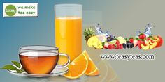 Fruit Tea, Teas, How To Make, Tees, Cup Of Tea, Tea