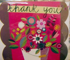 Caroline Gardner Vase of flowers