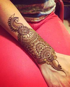 Henna cuff $30