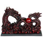 Found it at Wayfair - Sea Dragon Figurine