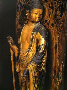 京都 聖衆来迎山無量寿院禅林寺(永観堂) 阿弥陀如来立像