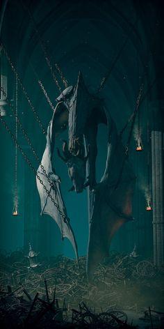 Dark Fantasy Art, Fantasy Artwork, Fantasy World, Dragon Sketch, Dragon Artwork, Mythical Creatures Art, Dragon Pictures, Fantasy Inspiration, Fantasy Landscape