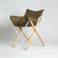 Outdoor chair-pinned by http://www.auntbucky.com #home #outdoor #camping