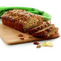 This is my mom's favorite banana bread. Buttermilk gives this simple to prepare banana bread a wonderful flavor. Splenda Recipes, Low Sugar Recipes, No Sugar Foods, Sugar Free Desserts, Easy Recipes, Dessert Recipes, Diabetic Friendly Desserts, Diabetic Recipes, Cooking Recipes