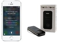 Mobile Home - Or How To Use Siri On Your iPhone While Driving Without Taking Your Eyes From The Road [Product Review]