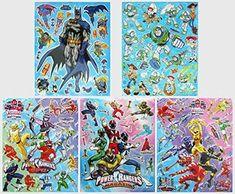 QJ 5 Sheet Toy Story Batman Cool Man Big Decal Sticker 25x20cm Stickers CI914 @ niftywarehouse.com #NiftyWarehouse #Batman #DC #Comics #ComicBooks