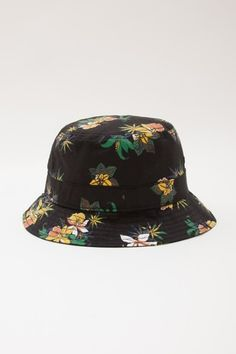 7f0a723087b OBEY - Sativa Floral Bucket Hat