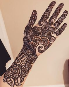 Mehndi Designs: Best Simple Mehendi Designs for Hands 2019