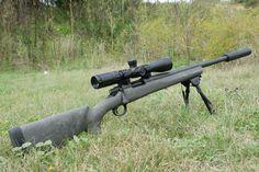 Remington 700 SPS tactical review
