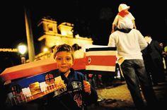 Celebración de la Independencia de Costa Rica en imágenes | Villa ...